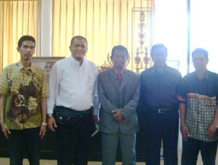 BINA BANGUN BANGSA ditunjuk Sebagai Mitra Percepatan Pembangunan dan Investasi Kota Palu 2011-2015