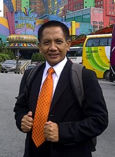 Deddy E. Tanjung : Penggiat UKM Indonesia