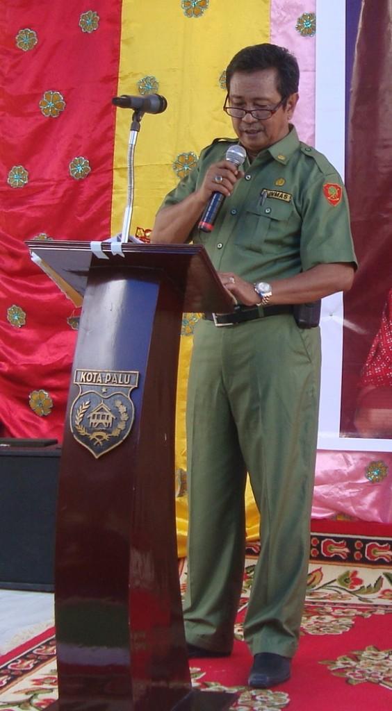 Aminuddin Atjo, Sekkot Palu