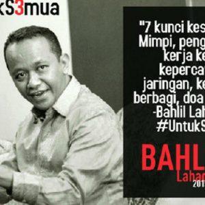 HIPMI harus menjadi Penggerak dan Pelopor Pemberdayaan UMKM Indonesia