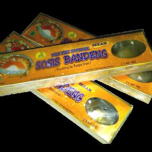 Bisnis Sosis Ikan Bandeng