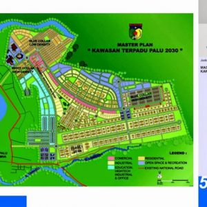 Kawasan Industri Palu Dapat Kucuran Dana Pusat Rp 206 Miliar
