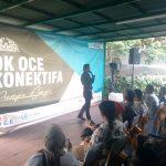 Perkumpulan Gerakan OK OCE Perkenalkan Aplikasi Konektifa dan Resmikan Posko Koni
