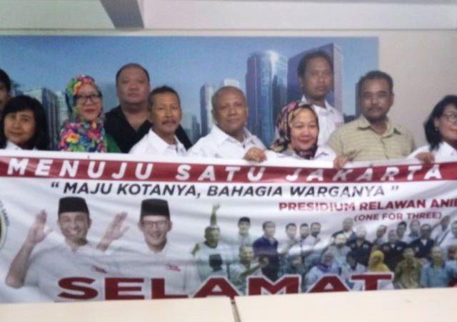 Persiapan Presidium Relawan Agus-Sylvi for Anies-Sandi untuk Pelantikan dan Penyambutan Gubernur dan Wagub DKI Jakarta 2017-2022