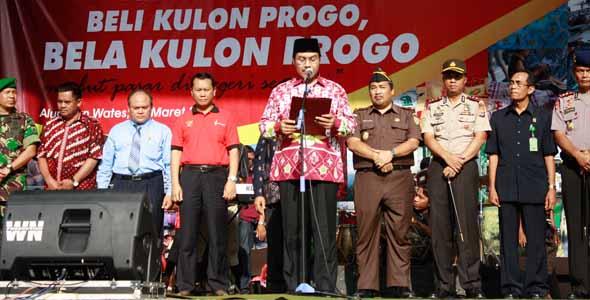 Heppy Trenggono : Kulonprogo akan Menjadi Inspirasi dalam Pembangunan Ekonomi