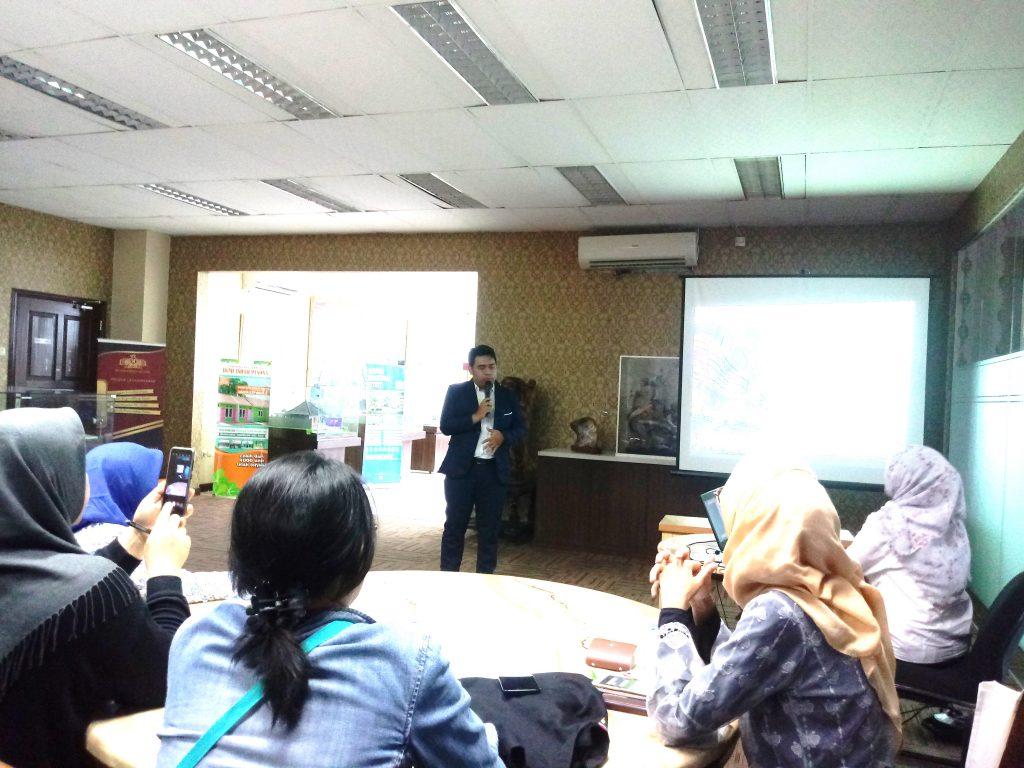 """OK OCE Kecamatan Senen Ikut Seminar """"DIGITAL MARKETING"""""""
