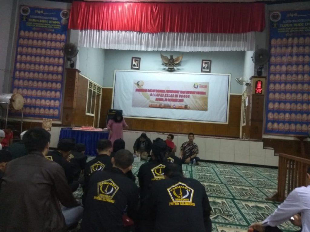 Lapas Paledang Bogor Peringati Hari Sumpah Pemuda 2018