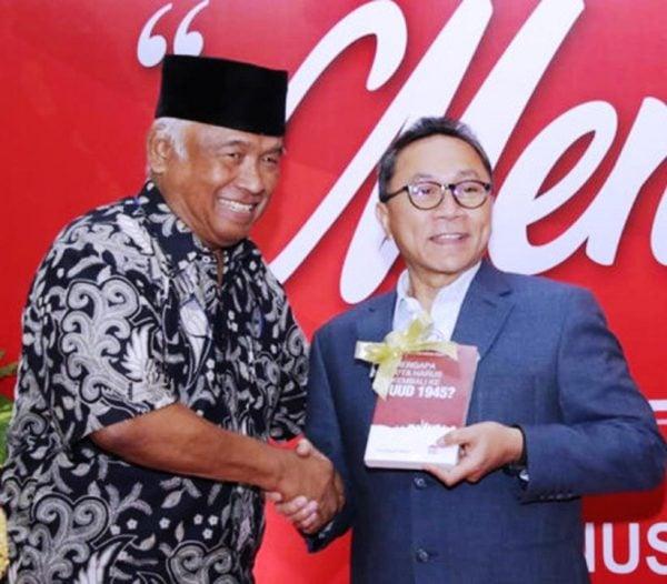 Kembalikan Pancasila dan UUD 45 Agar Bisa Menemukan Ke-Indonesia-an Kita (1)
