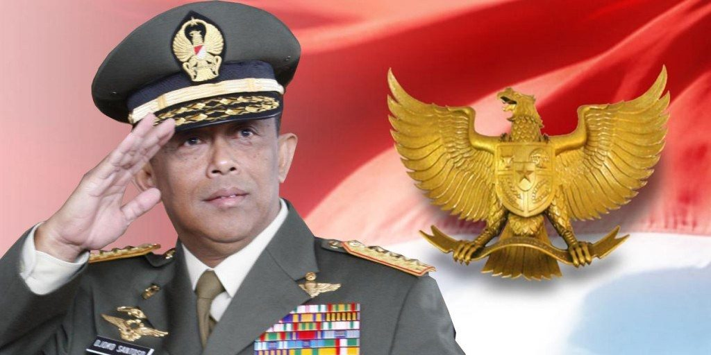 Jenderal Djoko Santoso : Ancaman Eksistensi Bangsa Indonesia