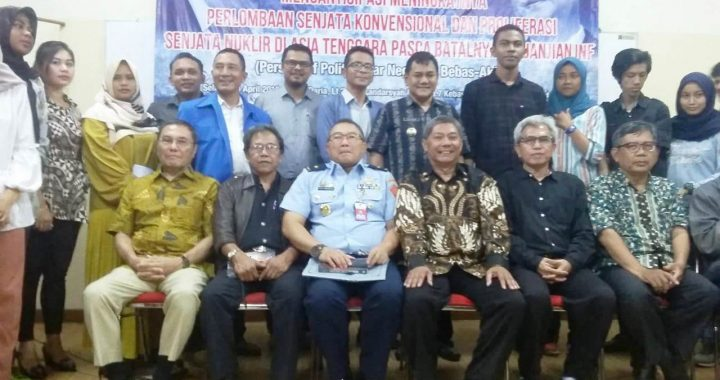 Executive Summary Seminar Terbatas Global Future Institute (GFI) 30 April 2019