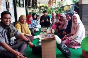 Acara Buka Puasa Bersama, PKT dan Koperasi Wirausaha Senen dengan Binaan UMKM Kecamatan Senen