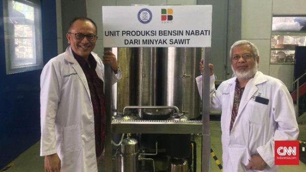 Dosen ITB Rintis Teknologi Katalis Pemroses Biofuel
