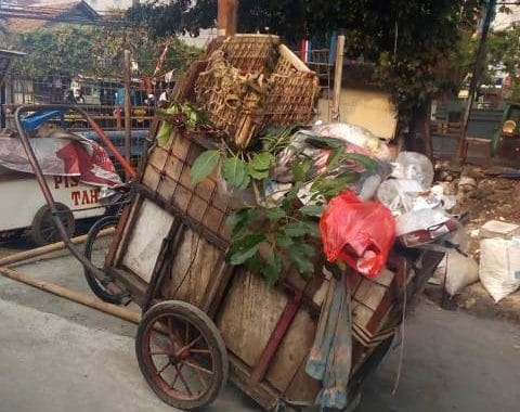 gerobak sampah1