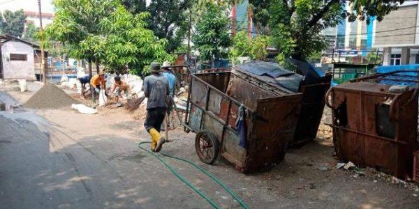 gerobak sampah8