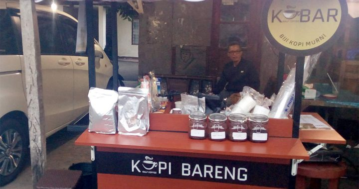 "Peluang Usaha : Penjualan dan Pemasaran Kopi Nusantara, Ralf Coffee dan ""Kobar"""
