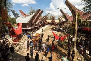 Tana Toraja Kembangkan Homestay Desa Wisata