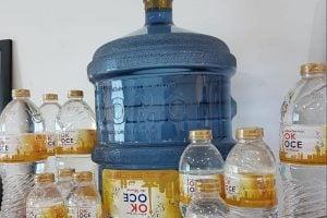 Peluang Usaha : Mau Jadi Agen Air Mineral OK OCE ?