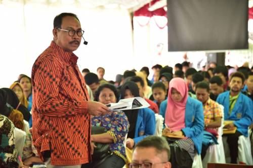 "Jalin Dialog dengan Akademisi, BPK Adakan ""BPK Goes to Campus di UMS"""