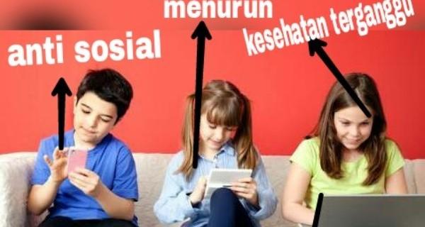 Berikut Ini Dampak Media Sosial Bagi Pelajar Yang Perlu Diawasi Orangtua