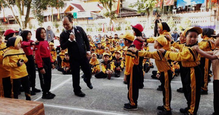 Sosialisasi Hukum Pidana dan Sepuluh Tindak Kekerasan di Lingkungan Sekolah