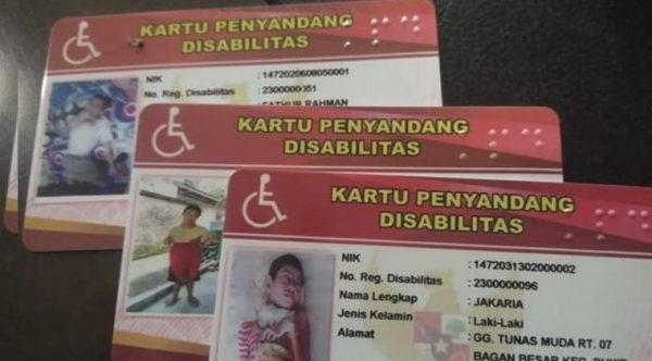 Permensos 21 tahun 2017 tentang Kartu Penyandang Disabilitas