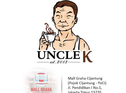 Kuliner : Uncle K Sudah Hadir di Jakarta
