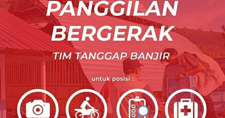 Panggilan Bergerak, Tim Tanggap Banjir Jakarta