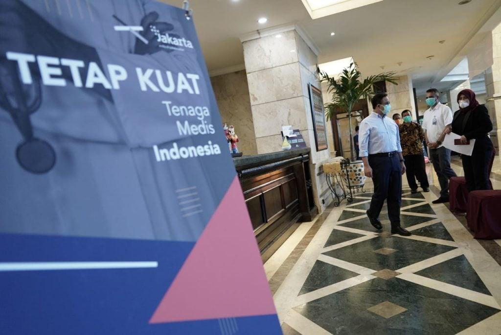 Sulap Hotel untuk Dokter dan Paramedis, Gebrakan Anies Memantik Pujian