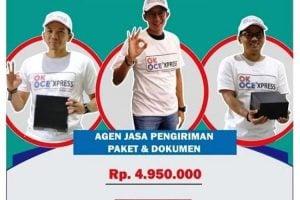 Peluang Usaha: Buka Agen OK OCE Express Hanya 4 jutaan