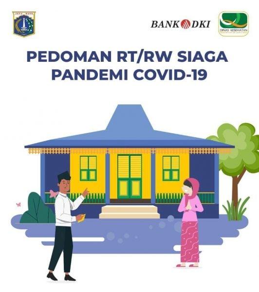 Pedoman RT/RW Siaga Pandemi Covid-19   DKI Jakarta