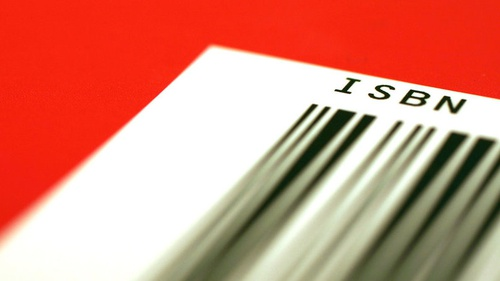 Tentang ISBN (Internasional Standard Book Number)