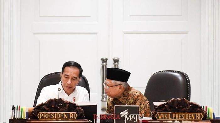 Presiden Jokowi Bentuk Tim Percepatan Pembangunan Papua dan Papua Barat, Wapres Ma'ruf Amin Jadi Ketua Pengarahnya