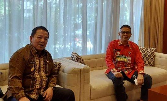 Gubernur Lampung Bidik Peluang Kerjasama dengan Pemprov DKI Jakarta