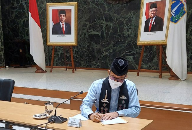Sambut PKN 2021, Ini Strategi Pemprov DKI Lestarikan Kebudayaan di Jakarta